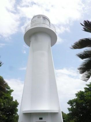 白亜の足摺岬灯台