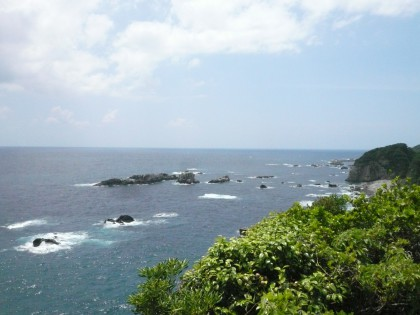 黒潮踊る太平洋